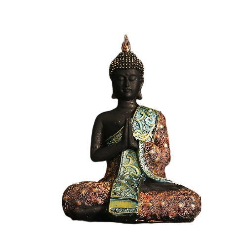 Statue bouddha artisanale