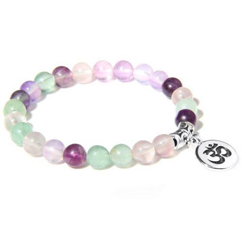 Bracelet bouddhiste Om̐
