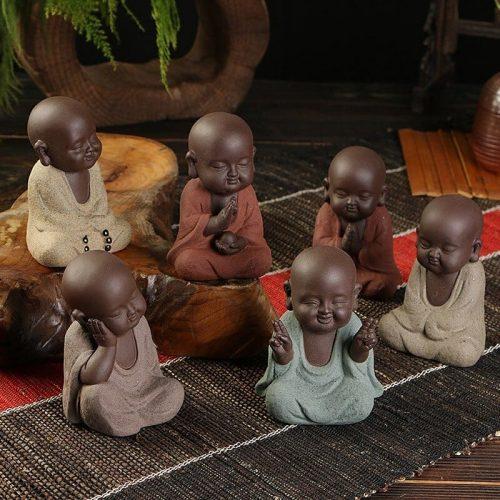 Statue bébé Bouddha