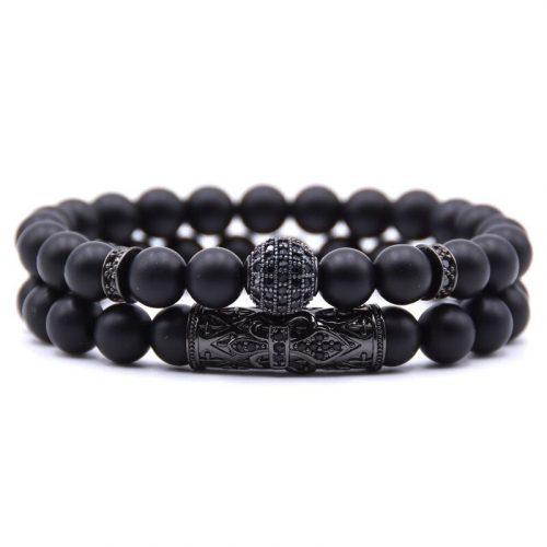 Bracelet bouddhiste homme
