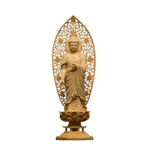 Statue Bouddha thai debout