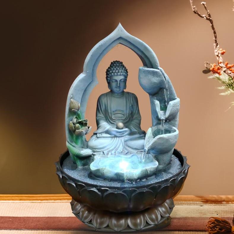 Fontaine Bouddha LED