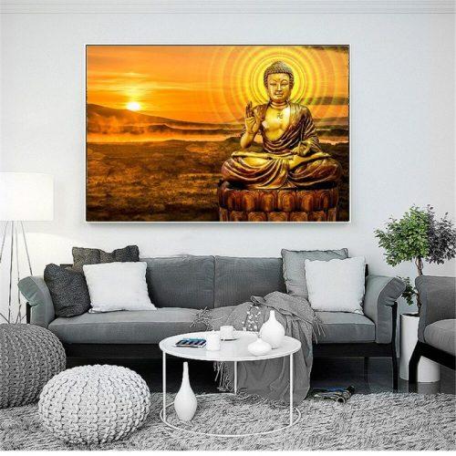 Tableaux de Bouddha