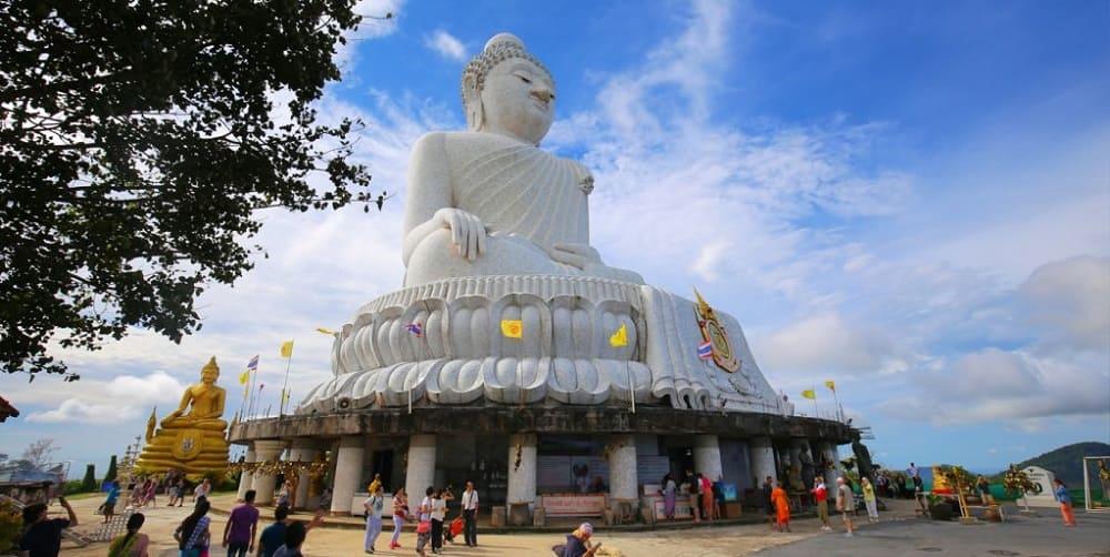 bouddha geant phuket