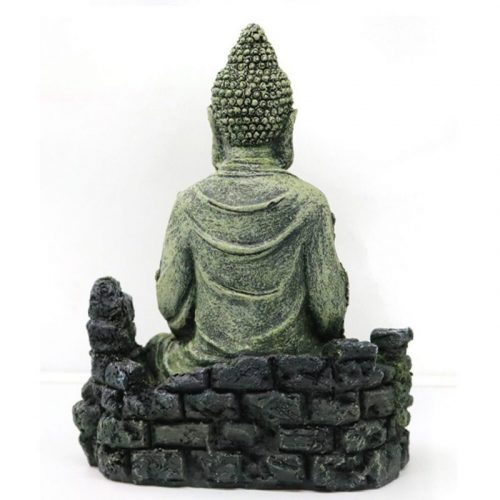 Statue Bouddha aquarium