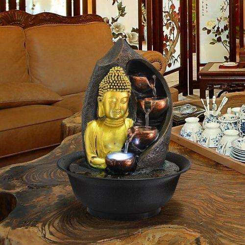Fontaine de table Bouddha