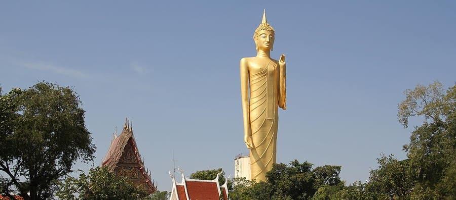 le plus grand bouddha au monde