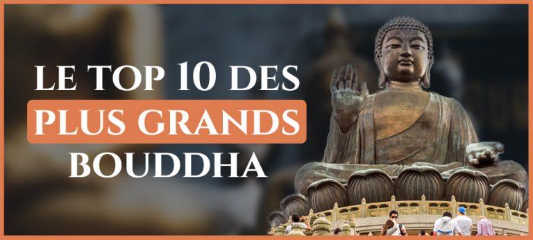 Quel est le plus grand Bouddha du monde ?