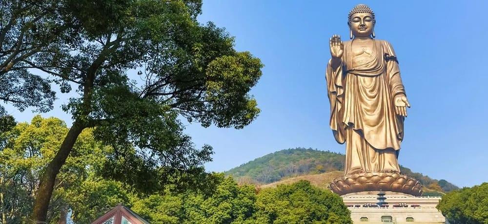 le plus haut bouddha du monde