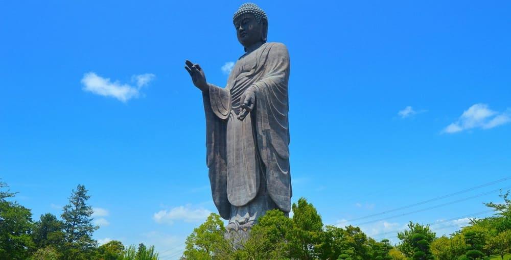 le plus haut bouddha