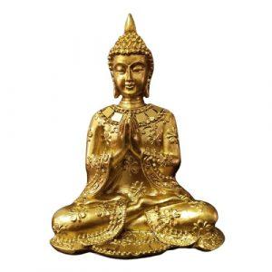 Statue Bouddha doré