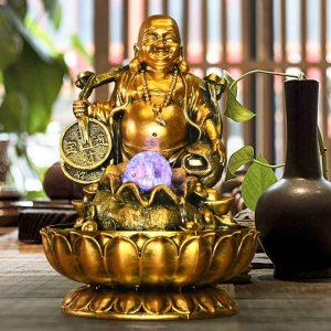 Fontaine intérieur Bouddha