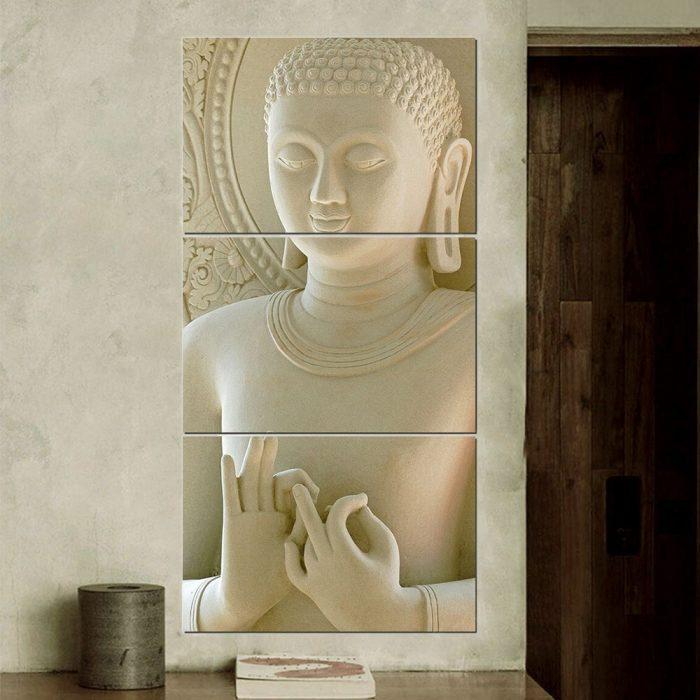 Tableau de Bouddha