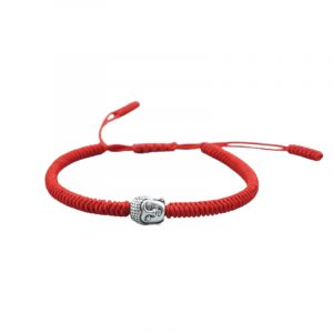 Bracelet bouddhiste corde