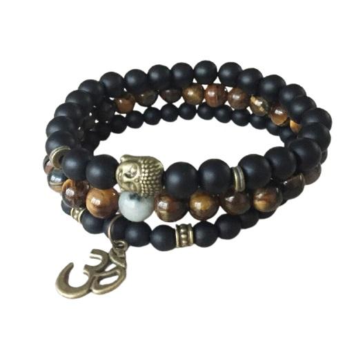 Bracelet avec Bouddha