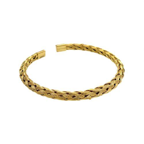 Bracelet bouddhiste torsadé