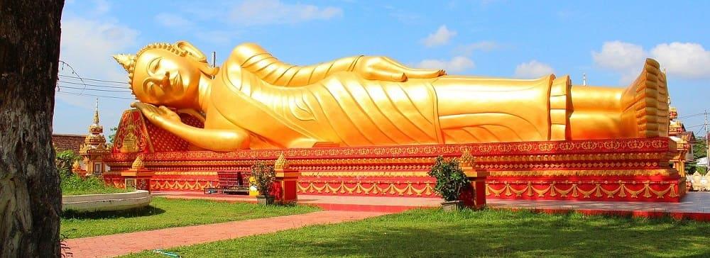 comment bouddha est mort