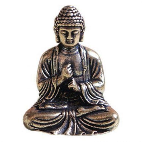 Mini statue Bouddha