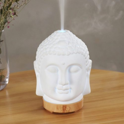 Statue Bouddha diffuseur huile essentielle