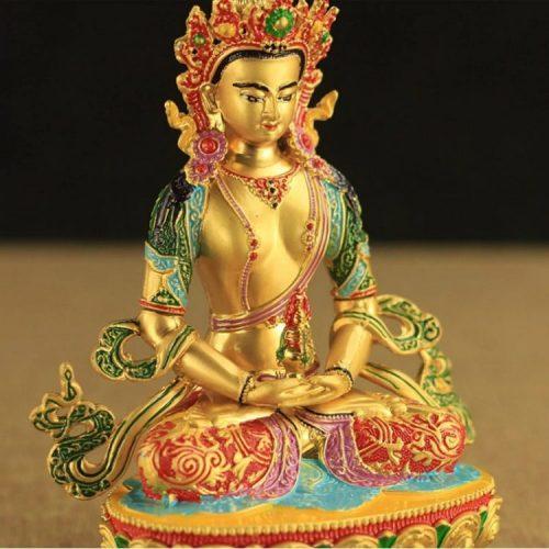 Statue Bouddha Maitreya