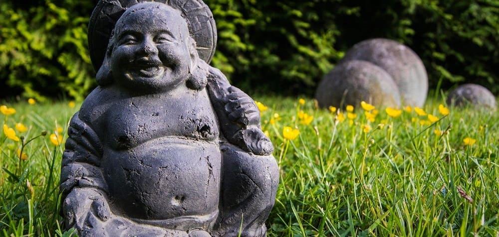 pourquoi bouddha est gros