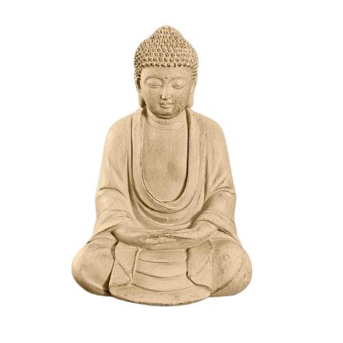 Statue Bouddha pour jardin