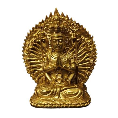 Statue Bouddha mille mains