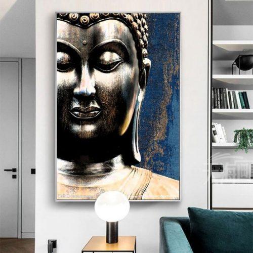 Tableau Bouddha thaïlandais