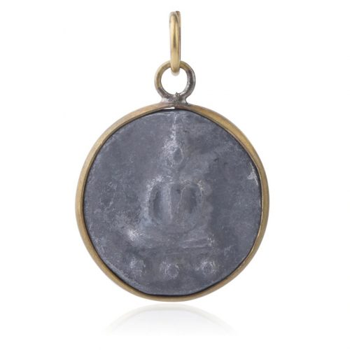 Pendentif amulette bouddhiste