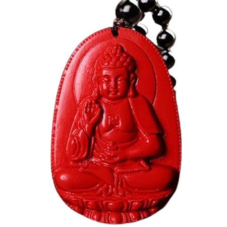 Pendentif Bouddha homme