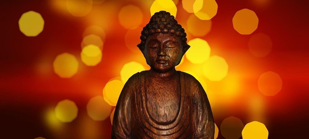 enseignement bouddha sur la vie