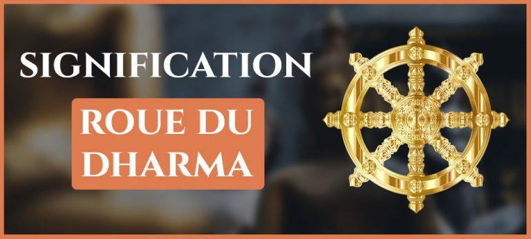 Read more about the article La roue du Dharma : Signification & Symbole